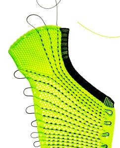 Nike Flyknit. Image courtesy of www.knittingindustry.com.